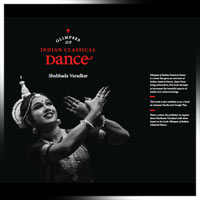Sanskrita Foundation Books, The Glipmse Of Indian Classic Dance